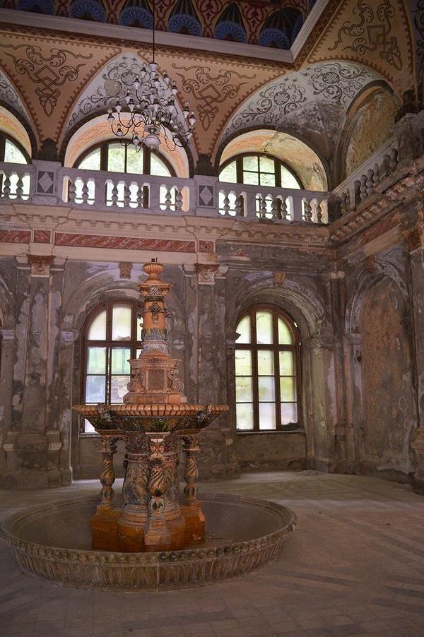 Baile Herculane beautiful ghost city, Romania, www.romaniasfriends.com