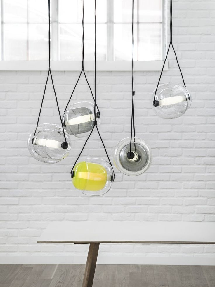 Brokis, bohemian glass becomes light