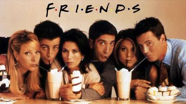 Dzień, w którym odkryłam 'Przyjaciół' 👿