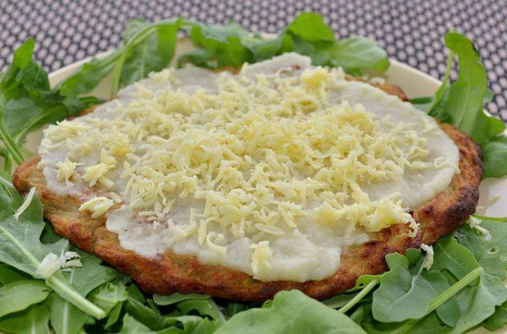 Kalóriaszegény vegán cukkini tócsni (gluténmentes, tejmentes, tojásmentes, burgonyamentes, zsírszegény)