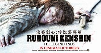 Rurouni Kenshin: The Legend Ends (2014) Online Subtitrat Romana