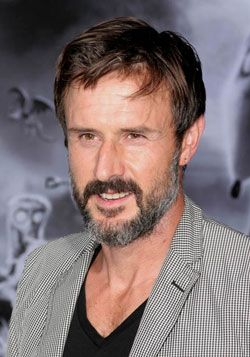 David Arquette is Star in Happy Face Killer on Lifetime Sat night. Can't wait to see!