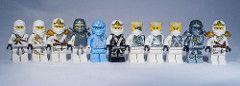 Lego Ninjago Zane Minifigures unitl 2015   Lego Ninjago. All…   Flickr