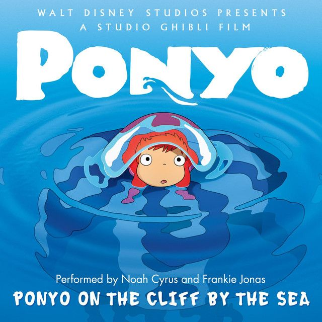 Ponyo On the Cliff By the Sea, a song by Noah Cyrus, Frankie Jonas on Spotify