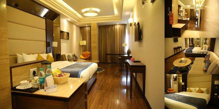 OYO Premium Panchkula Suites Sector-5, #Panchkula, #Chandigarh