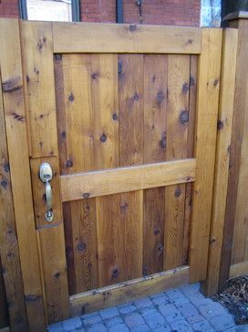 1000 Images About Wooden Gates Amp Fences On Pinterest