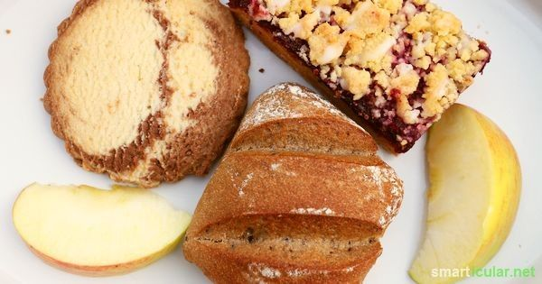 Hartes oder pappiges Brot und Gebäck? Muss nicht sein!