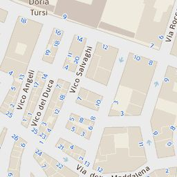 Mappa di Genova - Quartiere Maddalena, stradario e cartina geografica | Tuttocittà