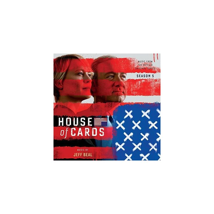 Jeff beal - House of cards 5 (Osc) (CD)