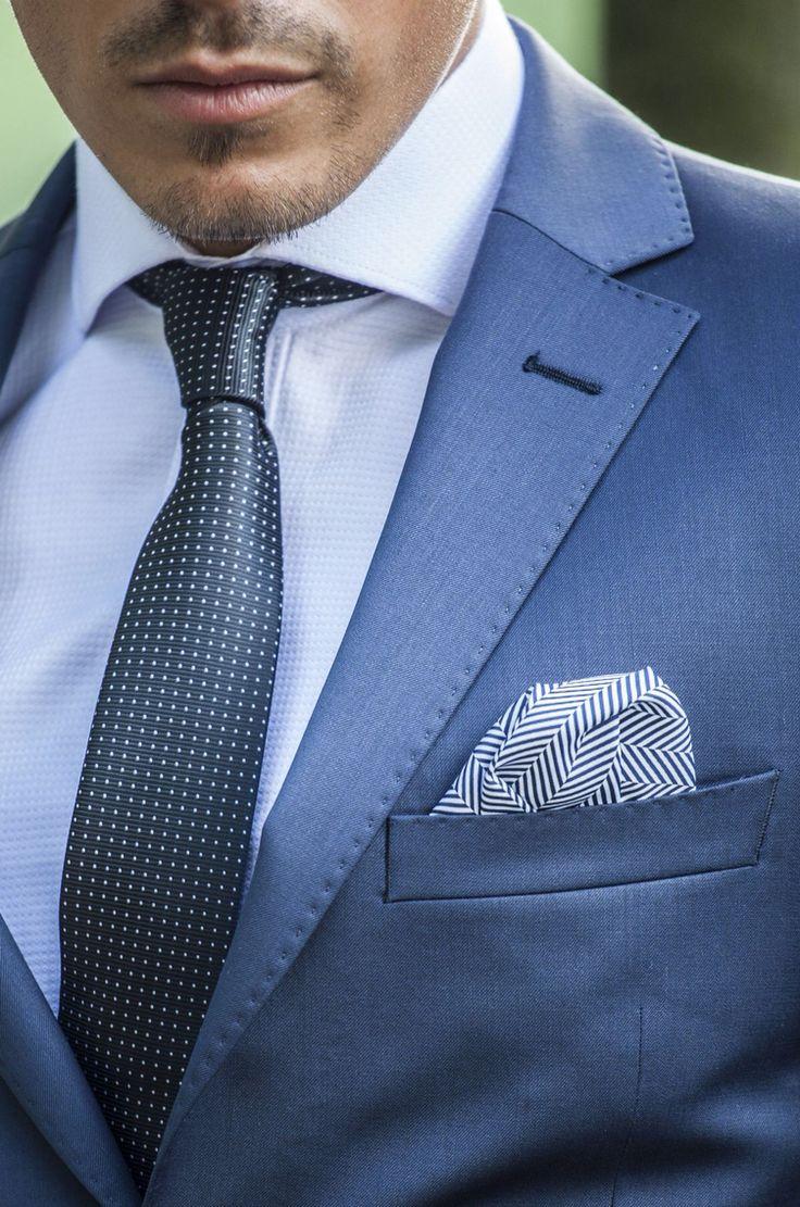 #suit #blue #budapest #menfashion #fashion #instasize #elitefashion #luxury #men #tie