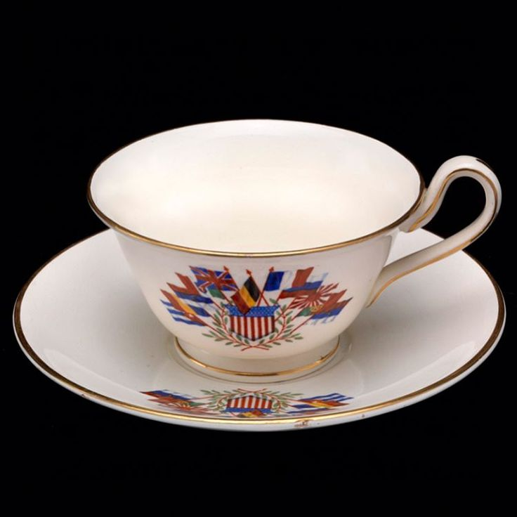Today is the 100th anniversary of the U.S. entering World War I. This tea set was designed and sold to support charitable relief organizations during the war.  Designed by Lillian Gary Taylor, the Liberty Queen's Ware set features a center shield with the American stars and stripes, surrounded by the flags of the 11 Allied countries.  Women of all social classes were involved in World War I in a variety of roles—military and civilian, paid and volunteer. Women like Lillian Gary Taylor often…