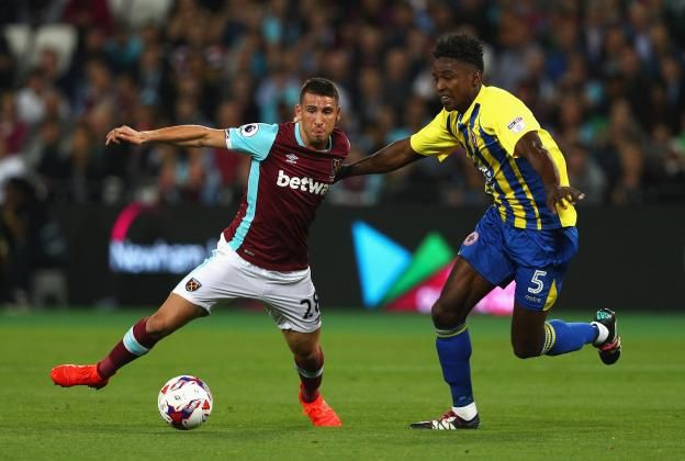 #rumors  West Ham transfer news: Jonathan Calleri set for London Stadium exit as LaLiga clubs lurk