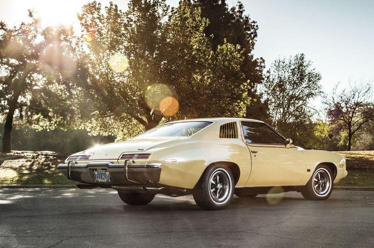'73 Pontiac Grand Am