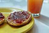Healthy Whole Wheat Nook and Crannies English Muffins Recipe