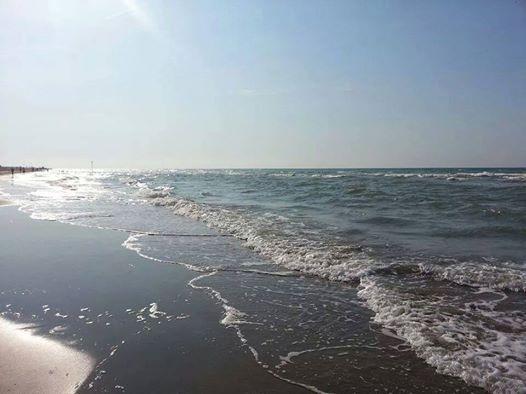 Il splendido mare di Bibione!