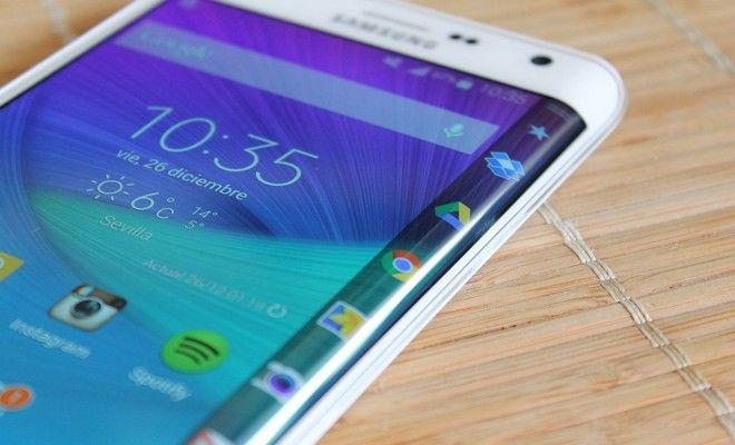 Se Confirma el Tamaño de la Pantalla de Galaxy S7 y Galaxy S7 Edge