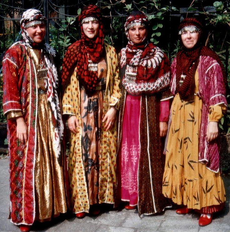 132 Najboljša ženska tradicionalna ženska oblačila 9A Se Anatolia-6009