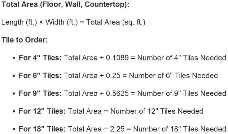 How To Tile A Bathroom Floor Yourself