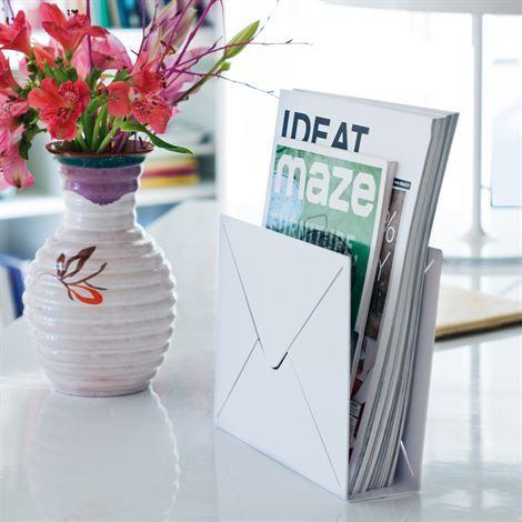 Desk Letter - hvit - Maze