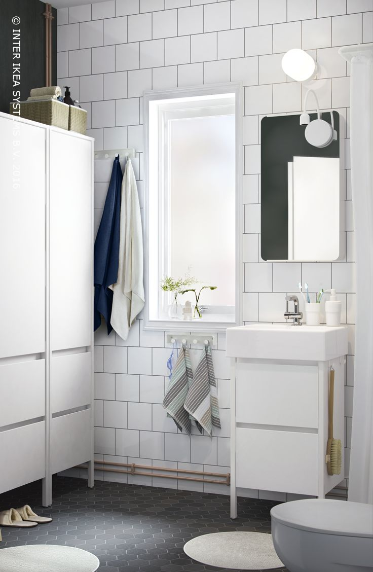 77 best images about badkamer on pinterest tes towels Towel storage ideas ikea