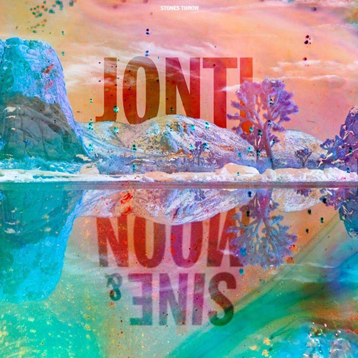 Jonti - Sine & Moon, LP + Download Card