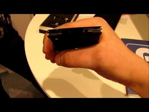 Lumingon T2 hands on, MWC2012!