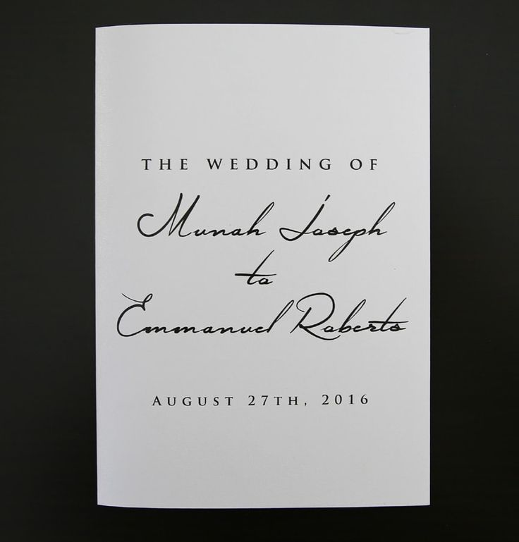 Penguin Book Cover Wedding Invitation Template : Best ideas about wedding booklet on pinterest