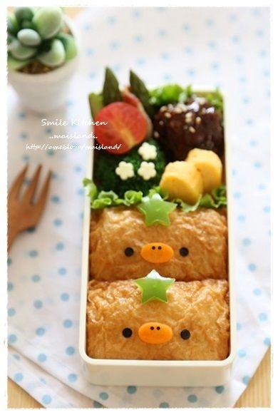 「 つくれぽ1000人!ありがとう!!【トトロおにぎり】 」の画像|Mai's スマイル*キッチン|Ameba (アメーバ)
