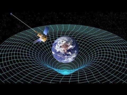 Vórtice espacio tiempo en la Tierra (NASA español) (+playlist)