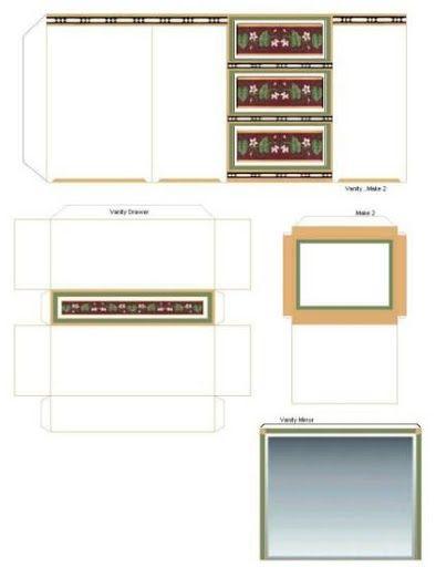 26 best images about maquetas on pinterest models for Muebles de cocina para armar