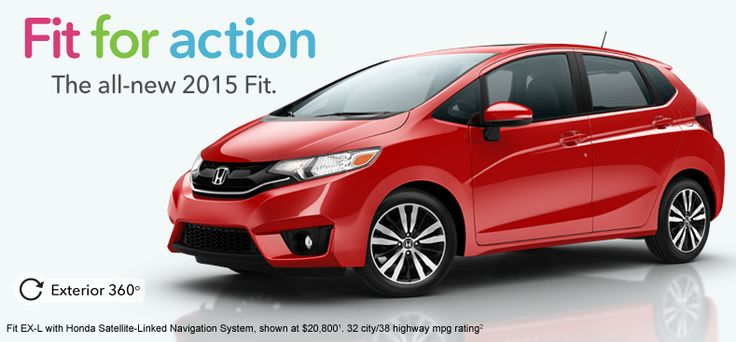 Screenshot 4 2015 Honda All New Fit Release Review Image