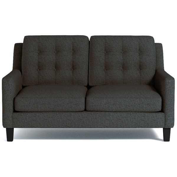 Apt2B Elysian Firewood Dark Brown Apartment Size Sofa $1 588