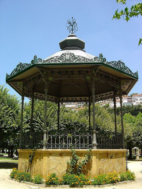 Parque Dr. Manuel Braga - Coimbra