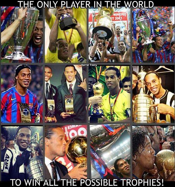 #Ronaldinho
