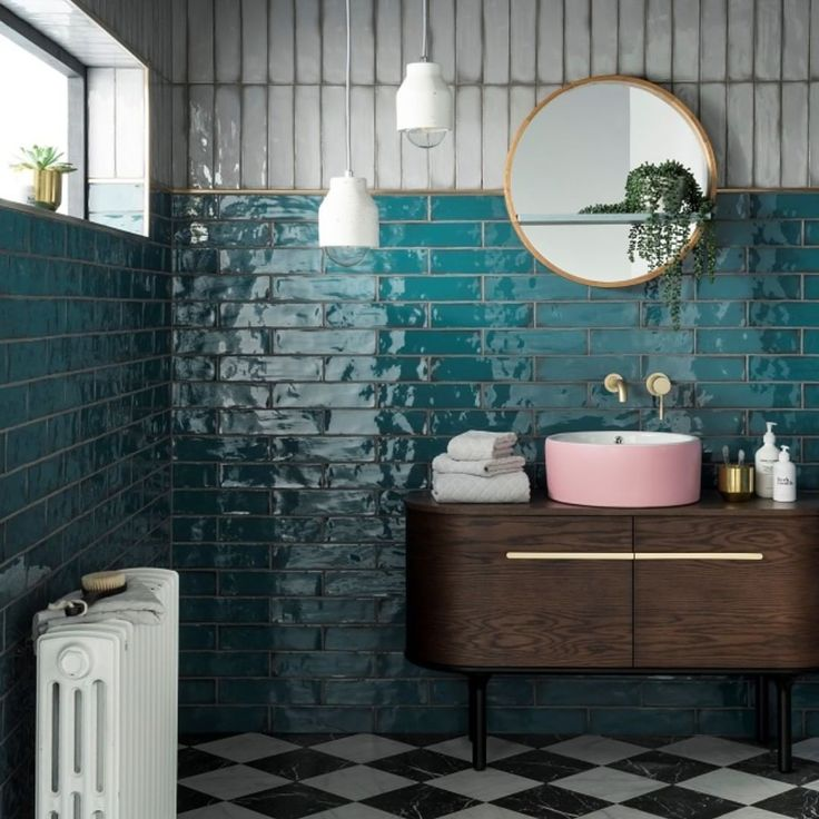 40+ decorating ideas for small modern bathrooms – Page 9 of 45