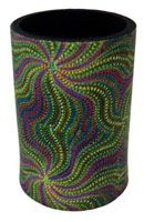 Utopia Can Cooler Wild Flowers Kylie Kemarre Code:  COOL-UC/KK-WF    Price:  $9.00 or 3 for $25.00