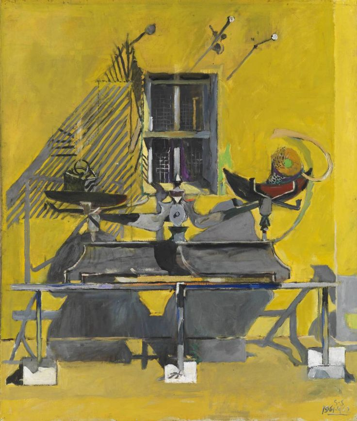 "peira: ""Graham Sutherland: The Scales (1961-1962) """