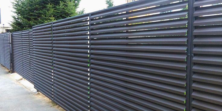 Gard metalic si porti metalice - str. Frunzelor Bucuresti