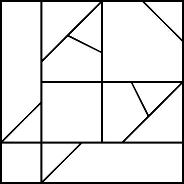 8 quilt squares coloring pages Printable and Colors