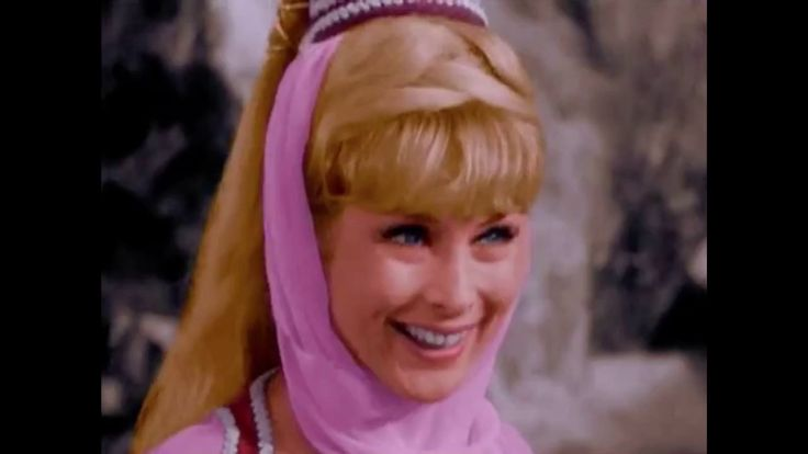 I Dream of Jeannie - The Lady In The Bottle Episode Part 1/6