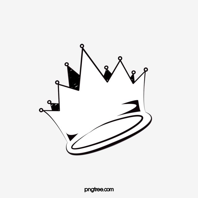 Hand Painted Black And White Crown Crown Clipart Imperial Crown Crown Png Transparent Clipart Image And Psd File For Free Download Crown Png Crown Drawing Black And White Sketches Download this golden crown, crown clipart, pink, diamond png clipart image with transparent background or psd file for free. hand painted black and white crown