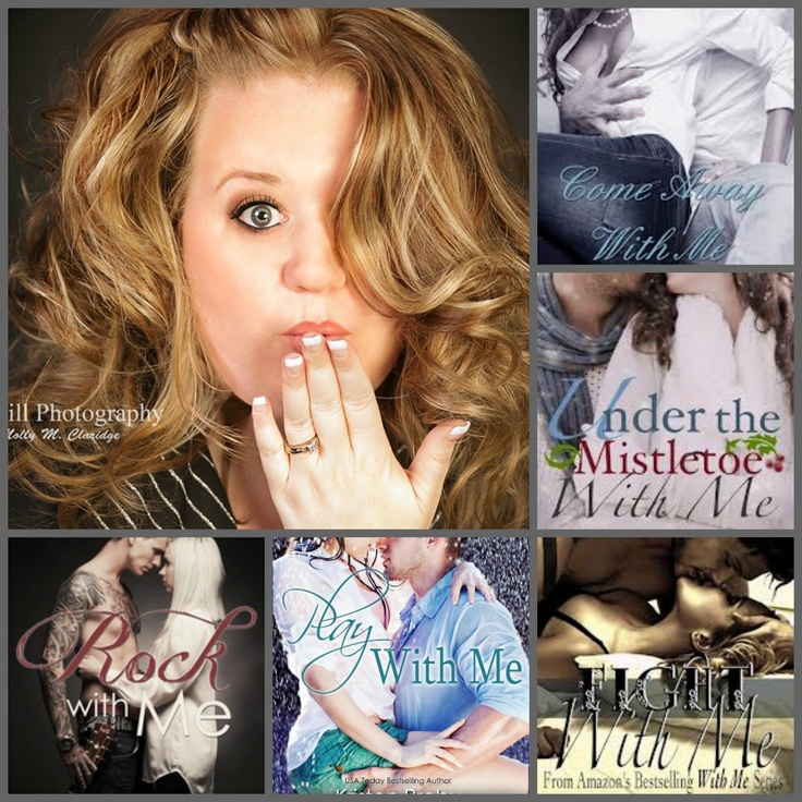 With Me In Seattle Series by Kristen Proby