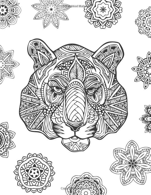 30 best tijgers images on Pinterest Coloring books, Coloring pages - copy coloring page of a tiger shark