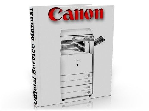 Canon Imagerunner Advance C5051 C5045 C5035 C5030 Series