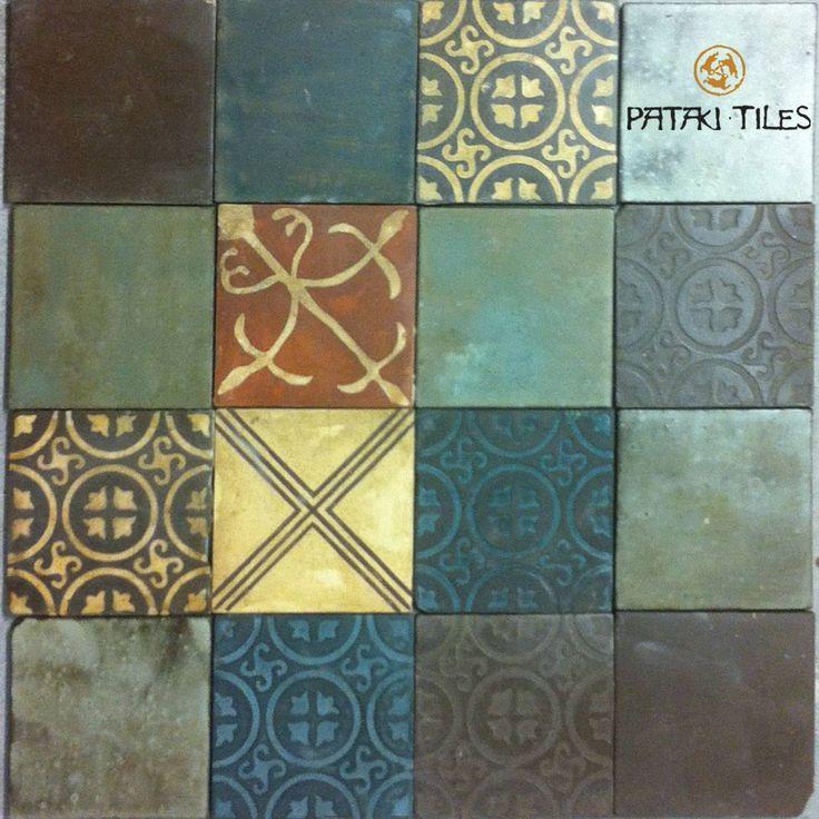 pataki tiles patchwork