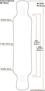 Resultado de imagen para planos de longboard