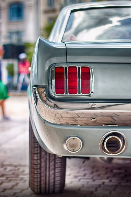 66' Mustang Tail Light