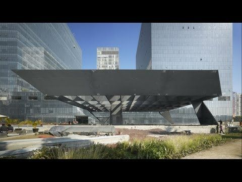 Teatro Telcel en Plaza Carso | Ensamble Studio