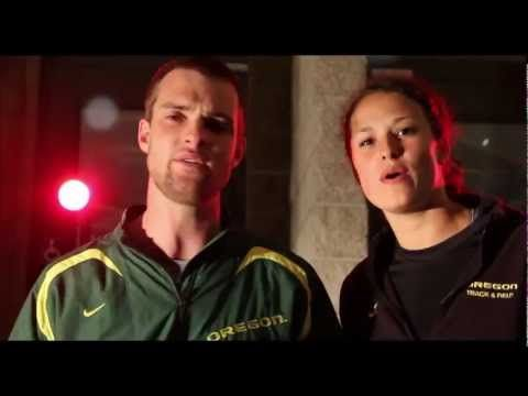 ▶ Oregon Track and Field Song 2012 (no credit/bloopers) - YouTube ...keep watching...beginning is a farce LOL!