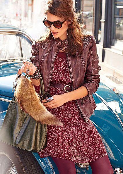 Šaty, Aniston #fashion #2015 #trend #marsala